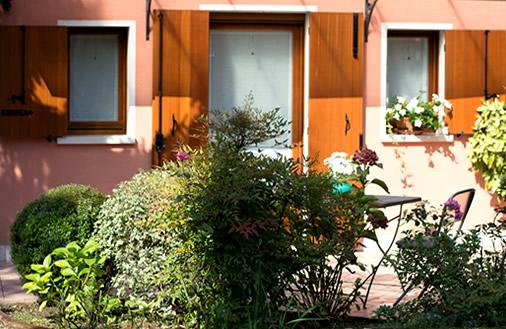 Bed&breakfast venice Italy